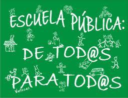 La marea  verde\\, por una escuela pública